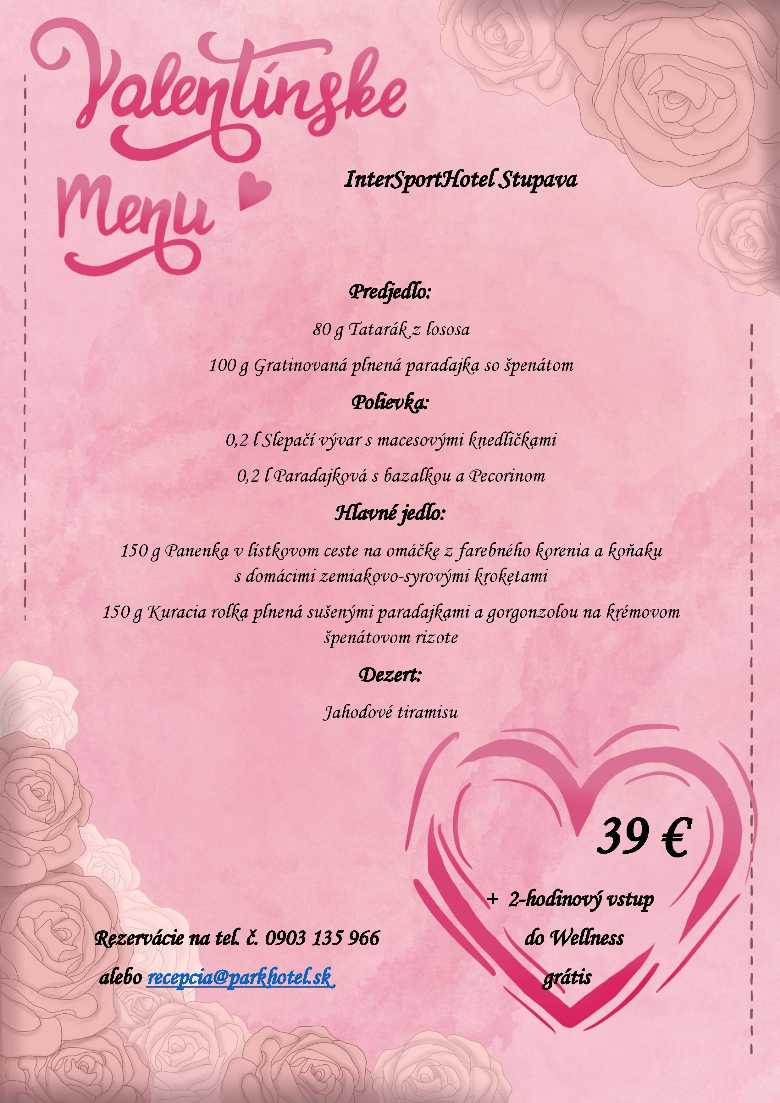 Valentínske-menu-intersport-hotel-stupava