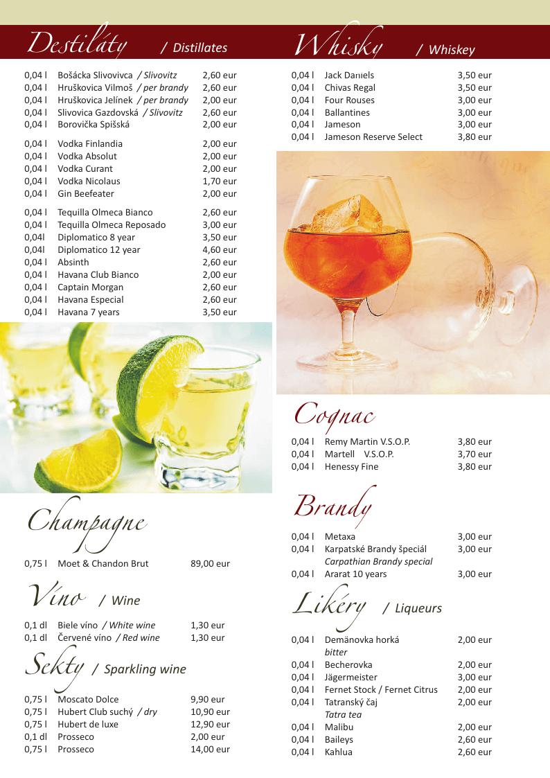 menu SK_EN_010